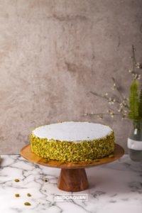 tarta pistacho